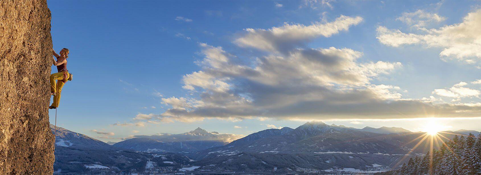 SEO, Texte & Übersetzung für Climbers Paradise Tirol