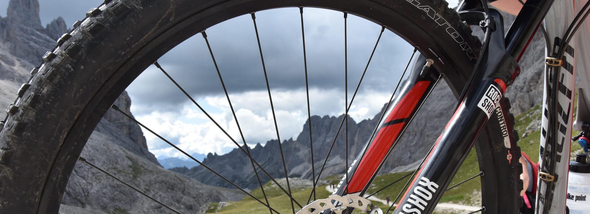 MTB Blog, Rennradtouren und Trails für die Tirol Werbung