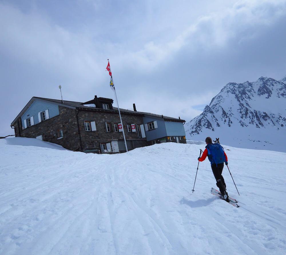Maighelshütte I alpinonline