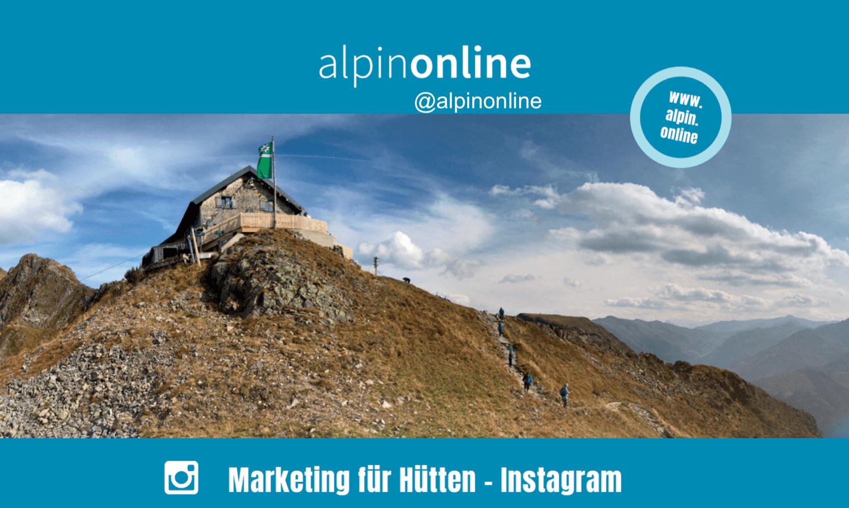 Pächtertagung Alpentvereinshütten Instagram I alpinonline