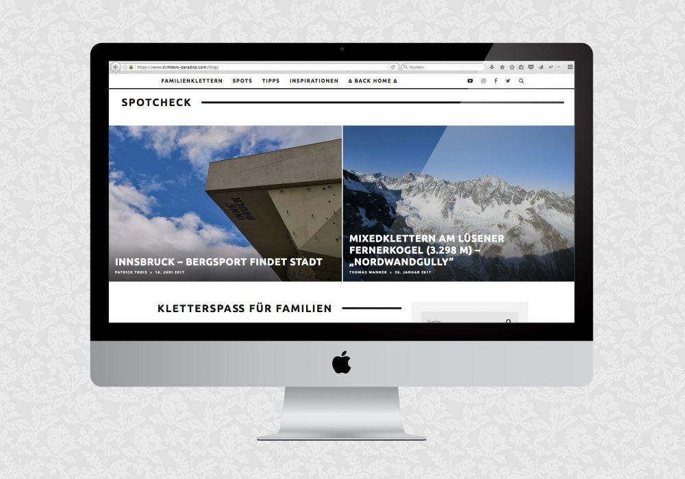 Climbers Paradise Tirol Blog I alpinonline