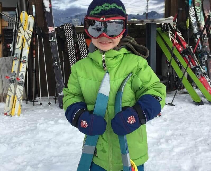 Skitouren mit Kindern I alpinonline