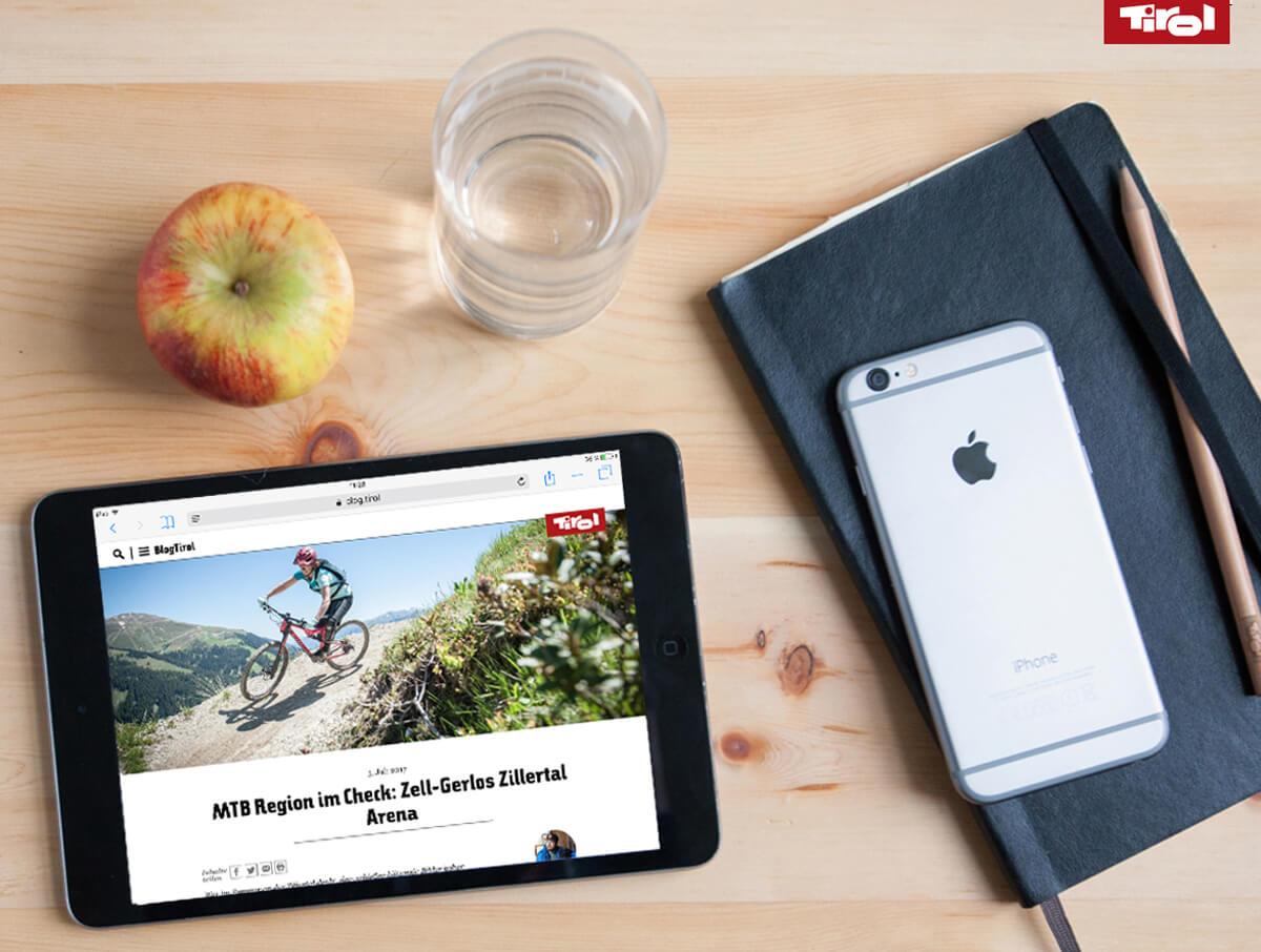 MTB Blog und Trails blog.tirol I alpinonline