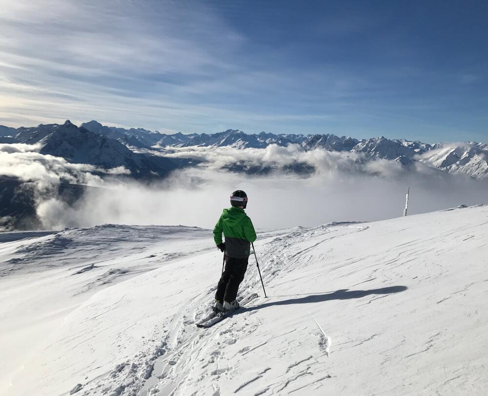 Skitouren mit Kindern Ausrüstung Ialpinonline