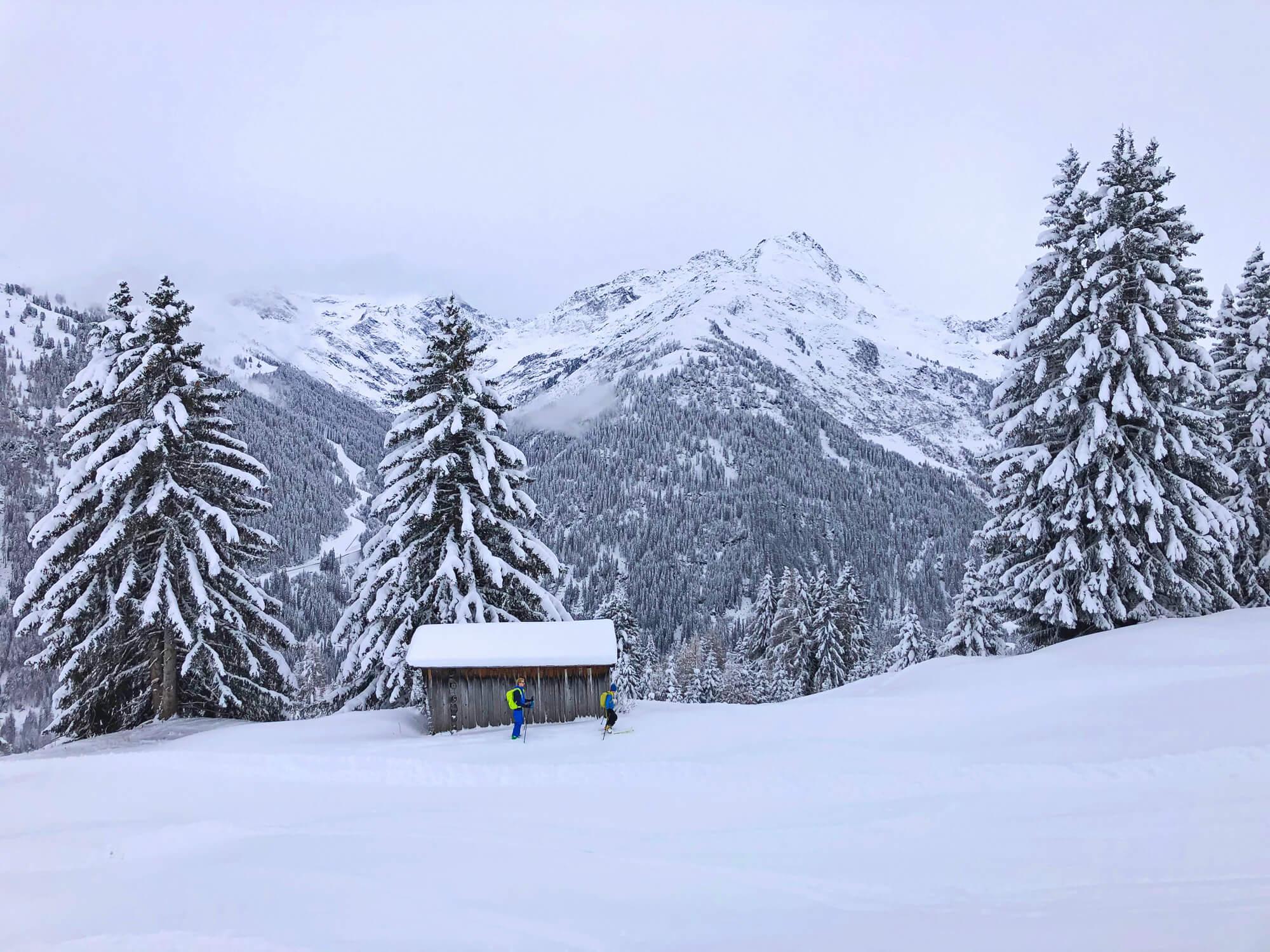 Skitourengehen mit Kindern I alpinonline