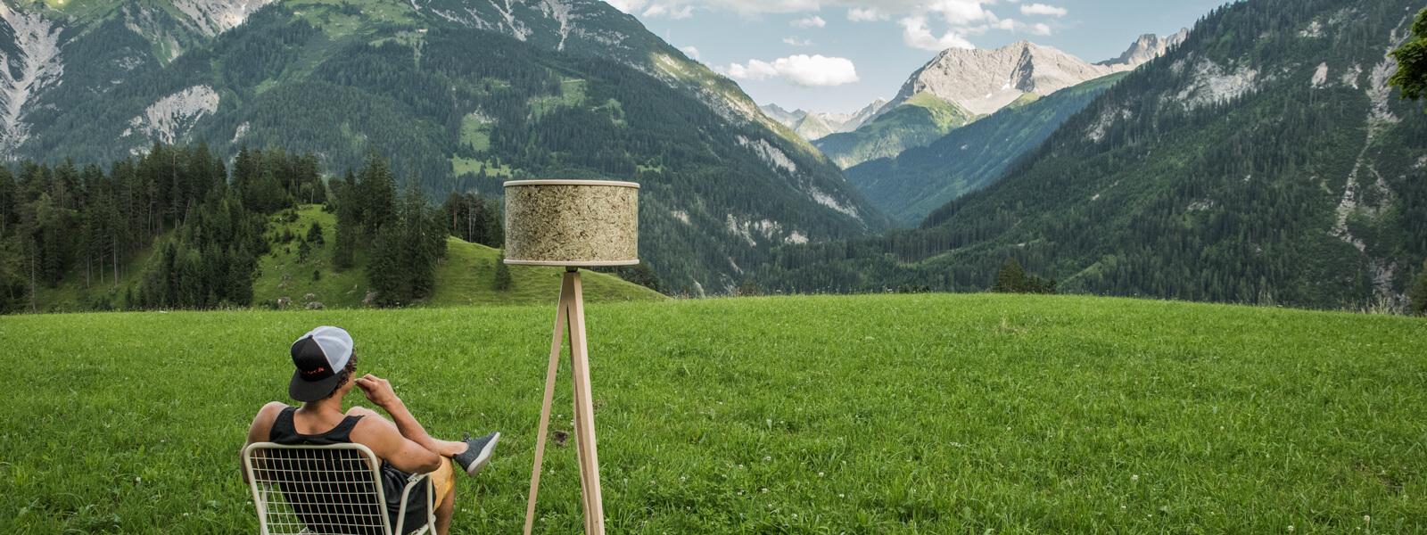 Almut von Wildheim Lampe