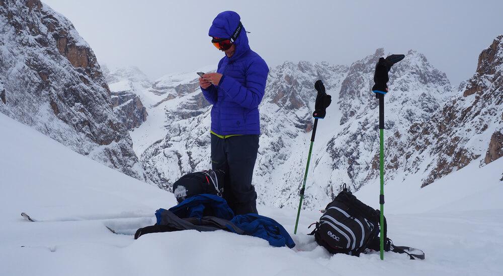 Online Tourenplanung I alpinonline