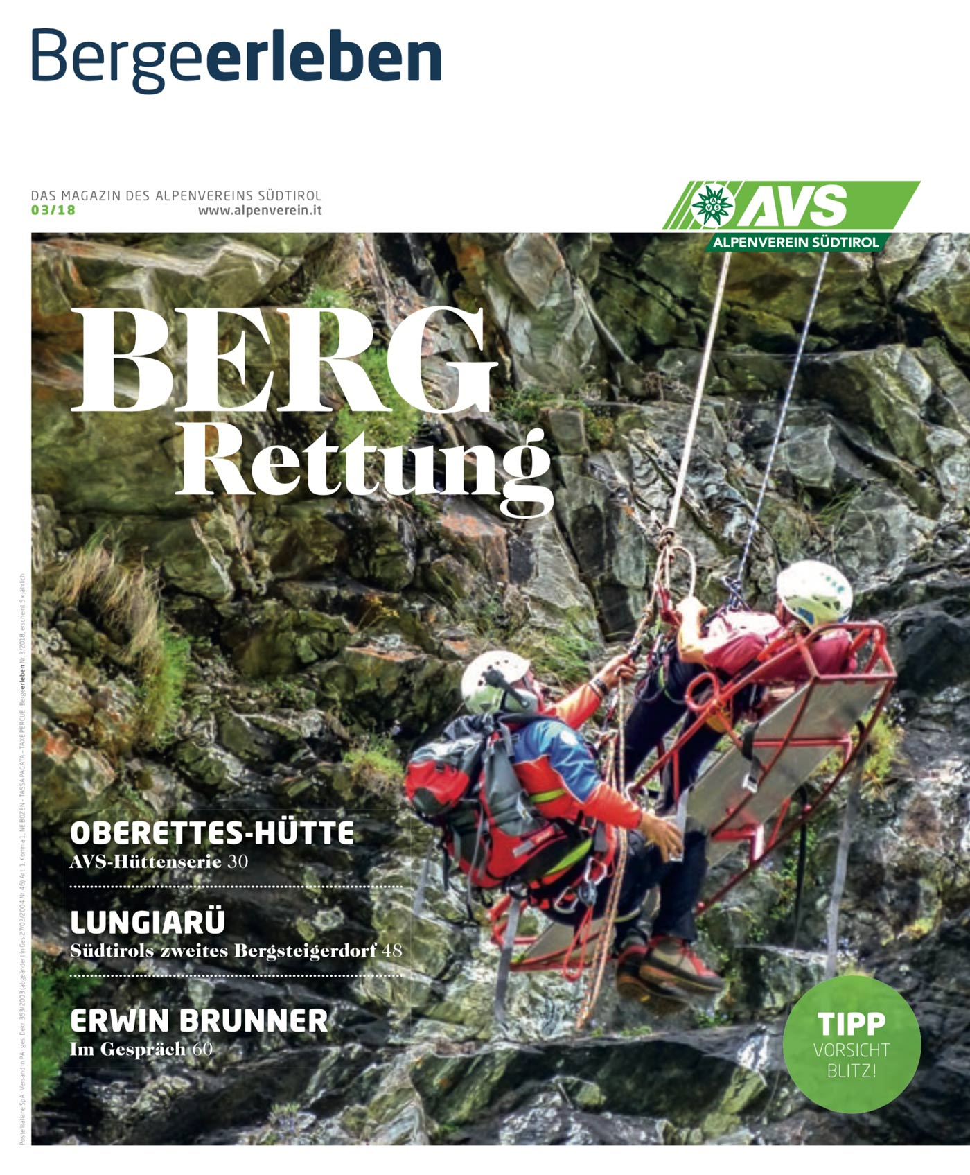 AVS Bergerlebnis I alpinonline