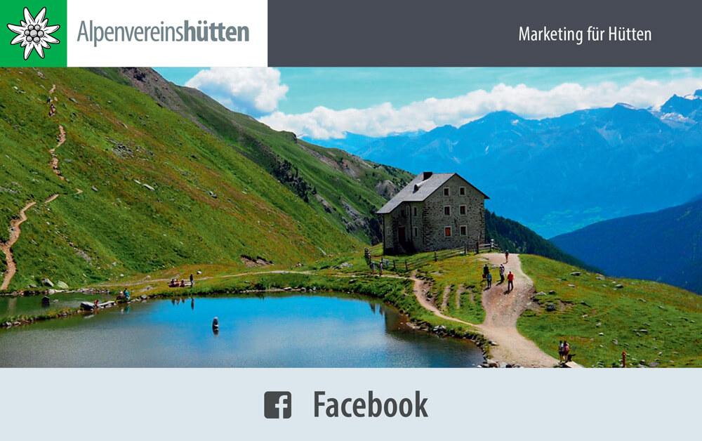 Marketing für Hütten Facebook I alpinonline