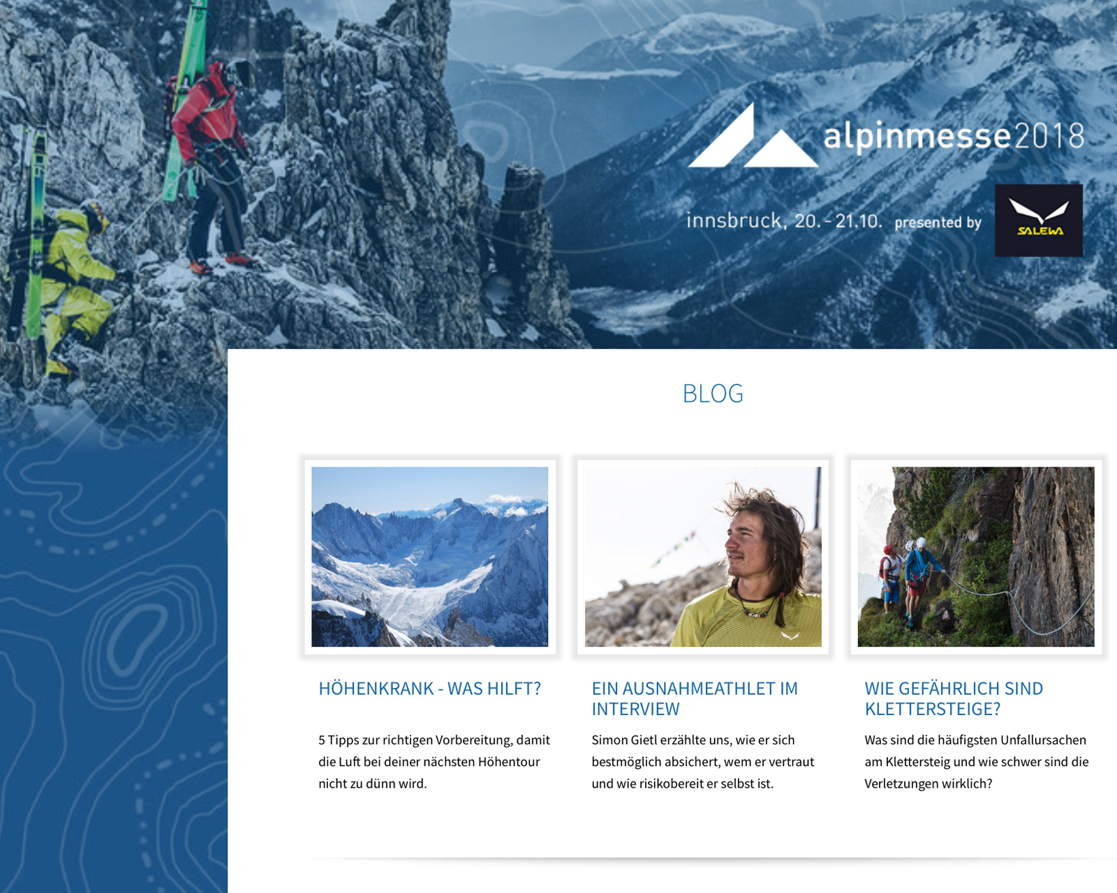 Alpinmesse I alpinonline