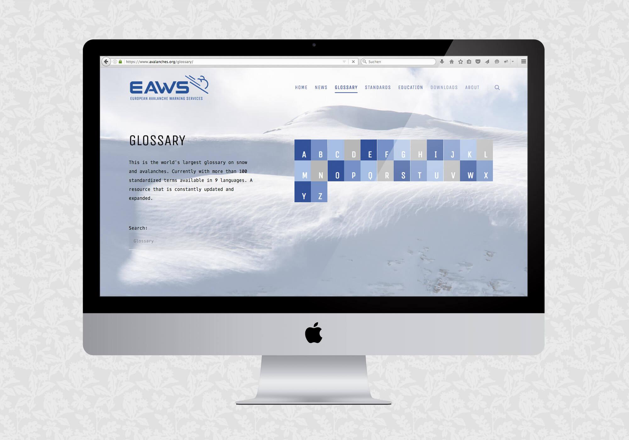 European Avalanche Warning Services (EAWS) I alpinonline & fein-fein