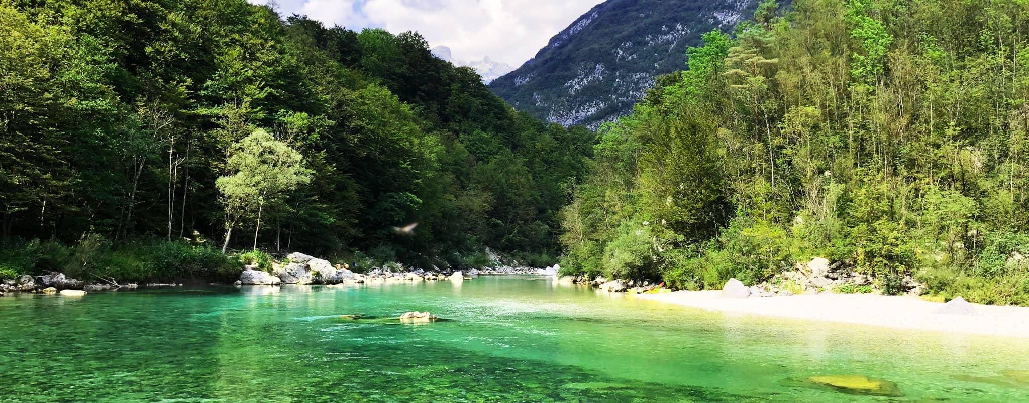 Meine Soča-Tipps: Campen und Aktivitäten
