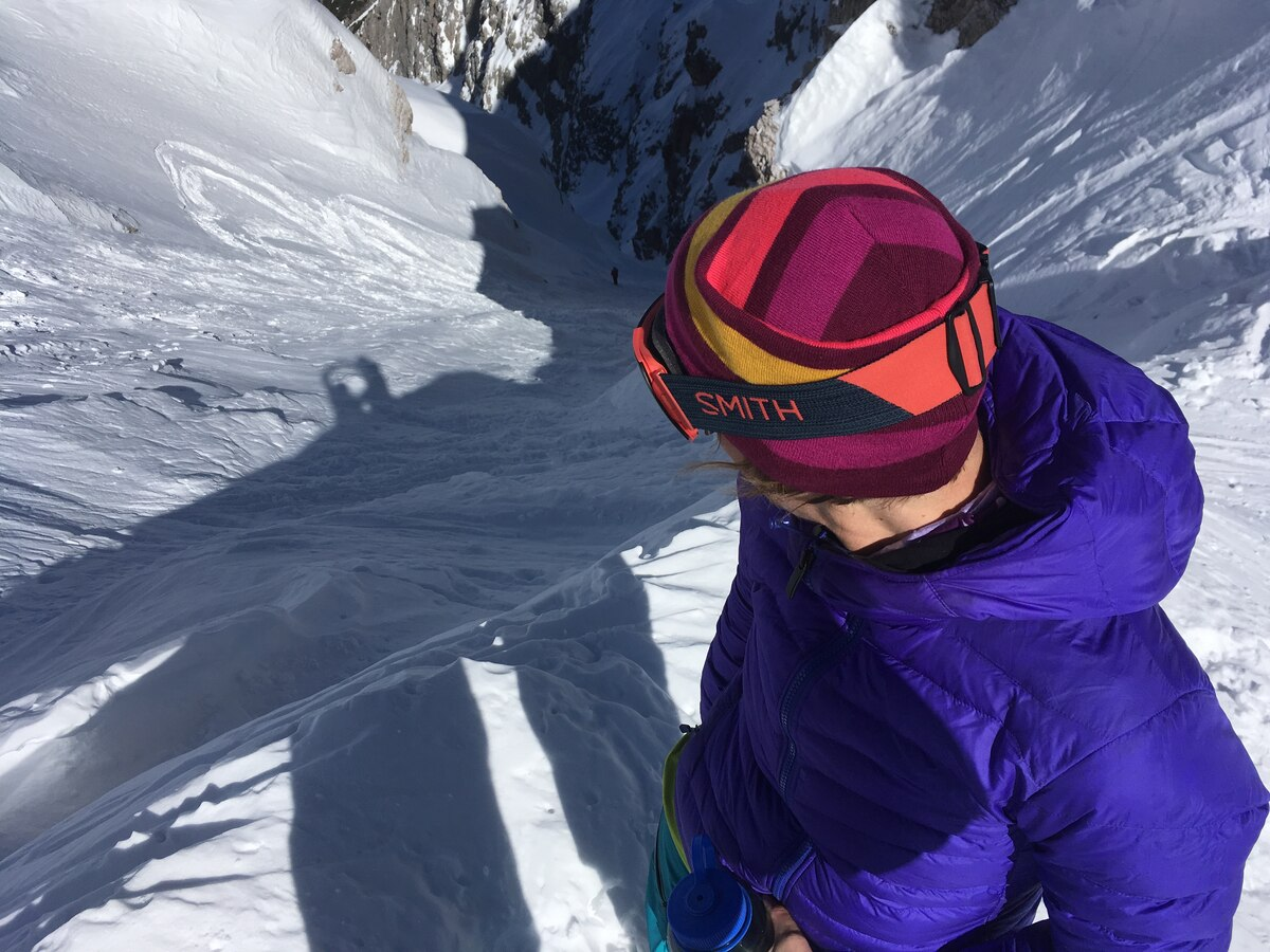 Blick in die Sentinellascharte I alpinonline