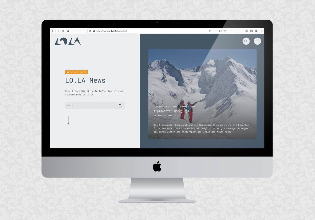 LO.LA I fein-fein & alpinonline