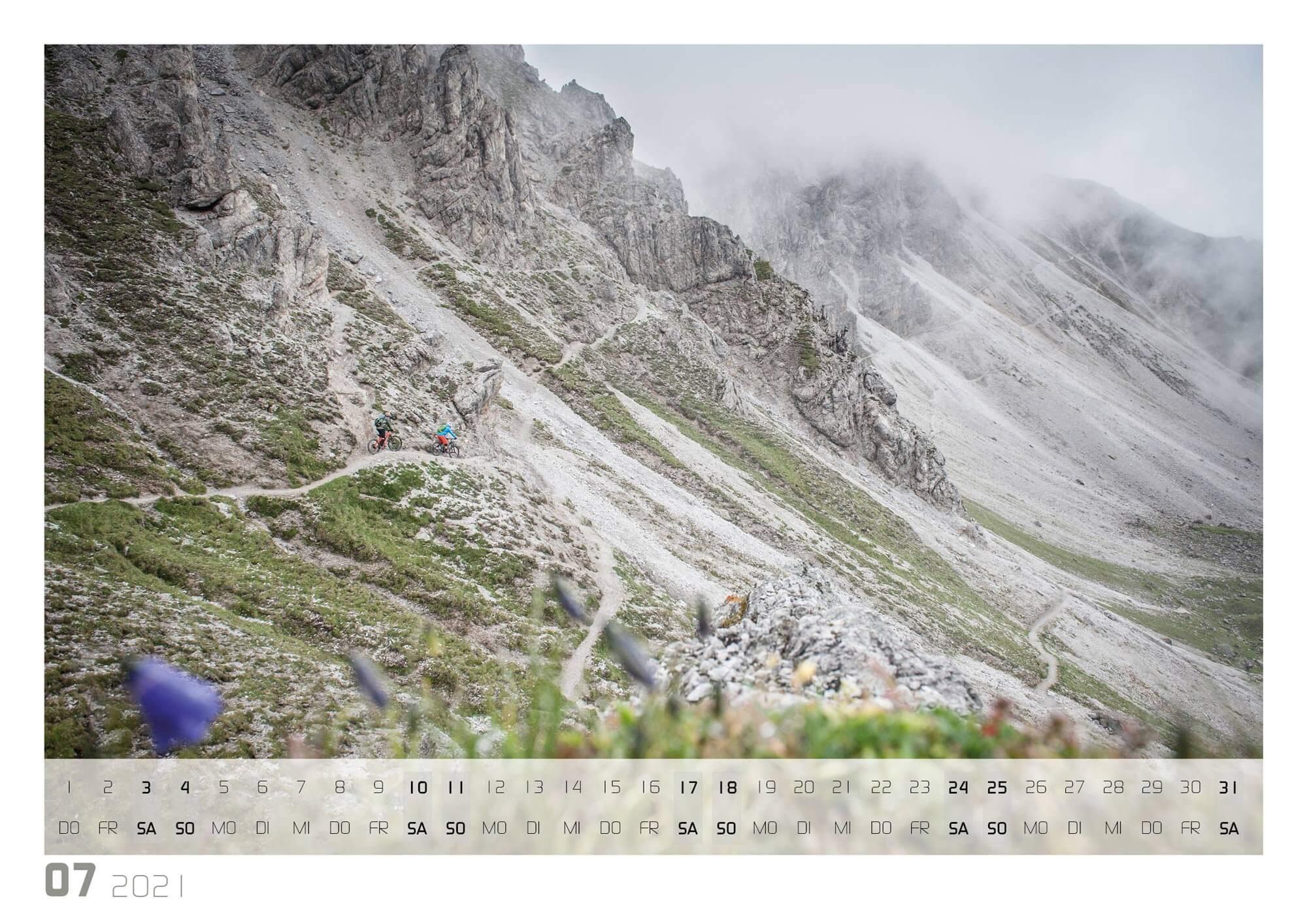 Bikefex Kalendar Rene Sendlhofer-Schag I alpinonline