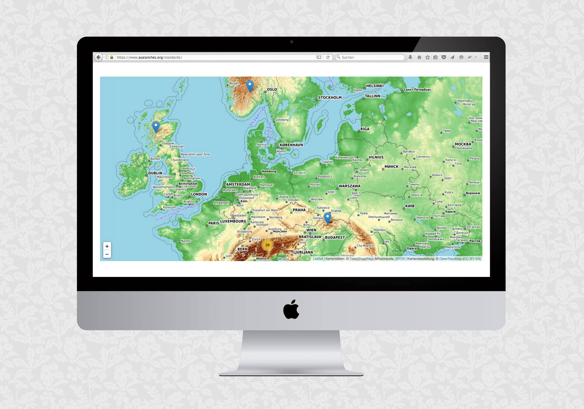 Programmierung Statistikdatenbank & grafische Auswertung der Unfallstatistik: EAWS