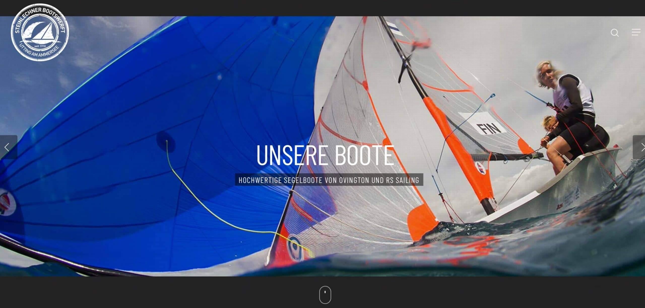 Steinlechner Bootswerft I alpinonline