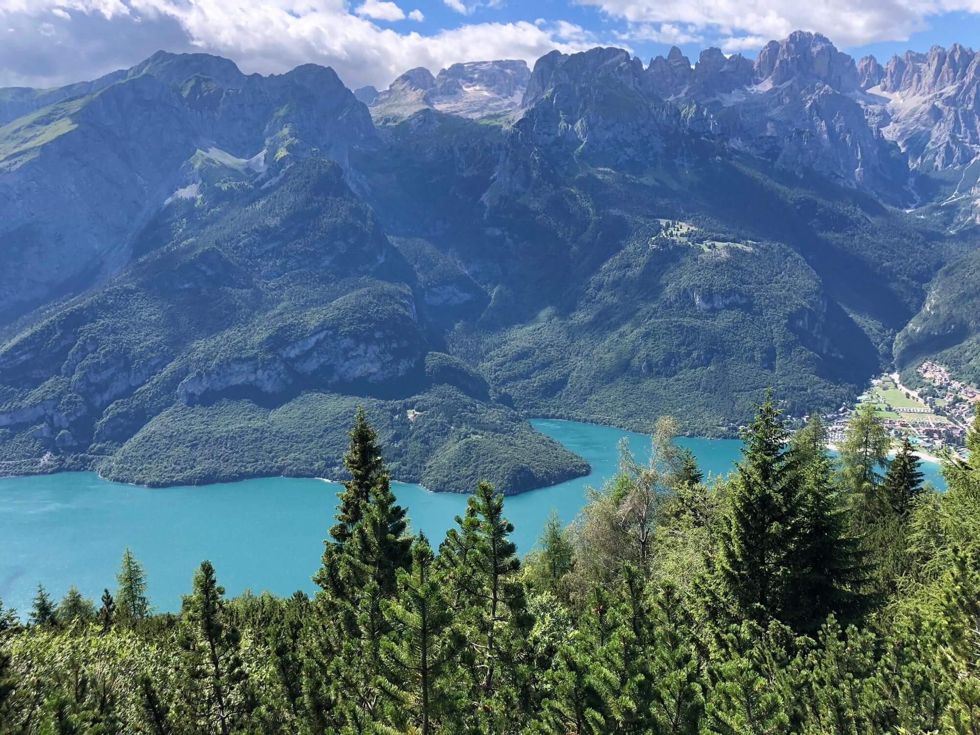Bike, Wander & Stellplatz-Tipps für die Region rund um den Molvenosee