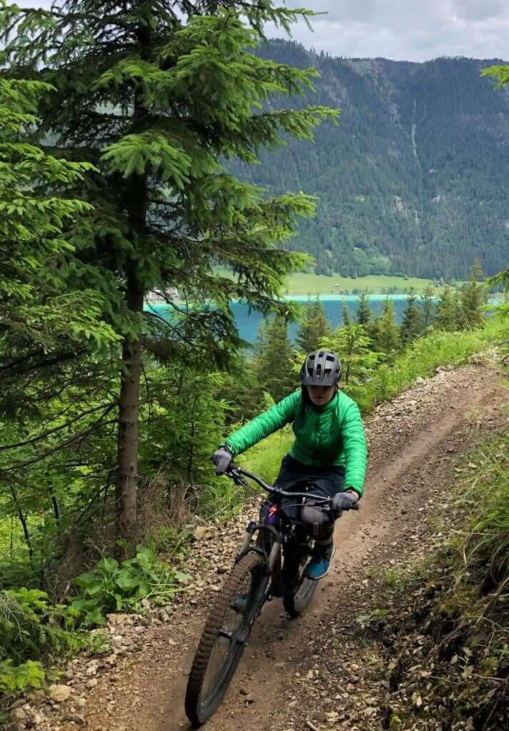Trail am Weissensee I alpinonline