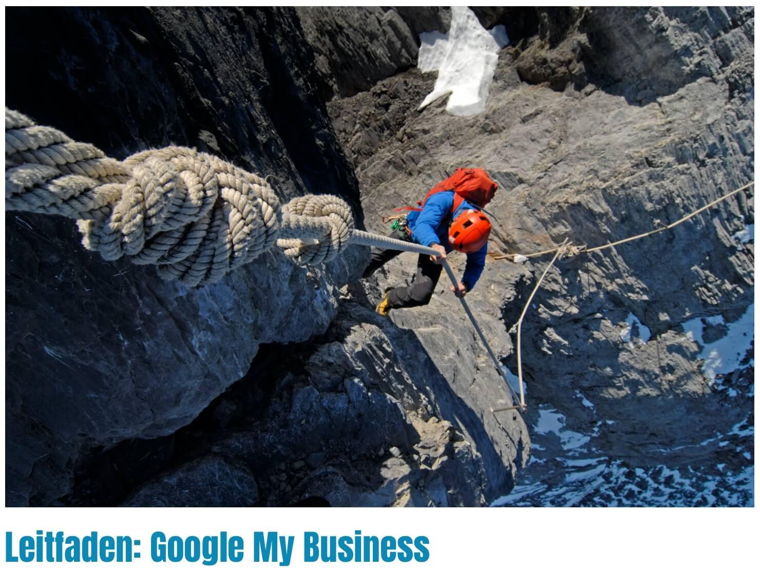 Leitfaden Unternehmensseite Google My Business I alpinonline