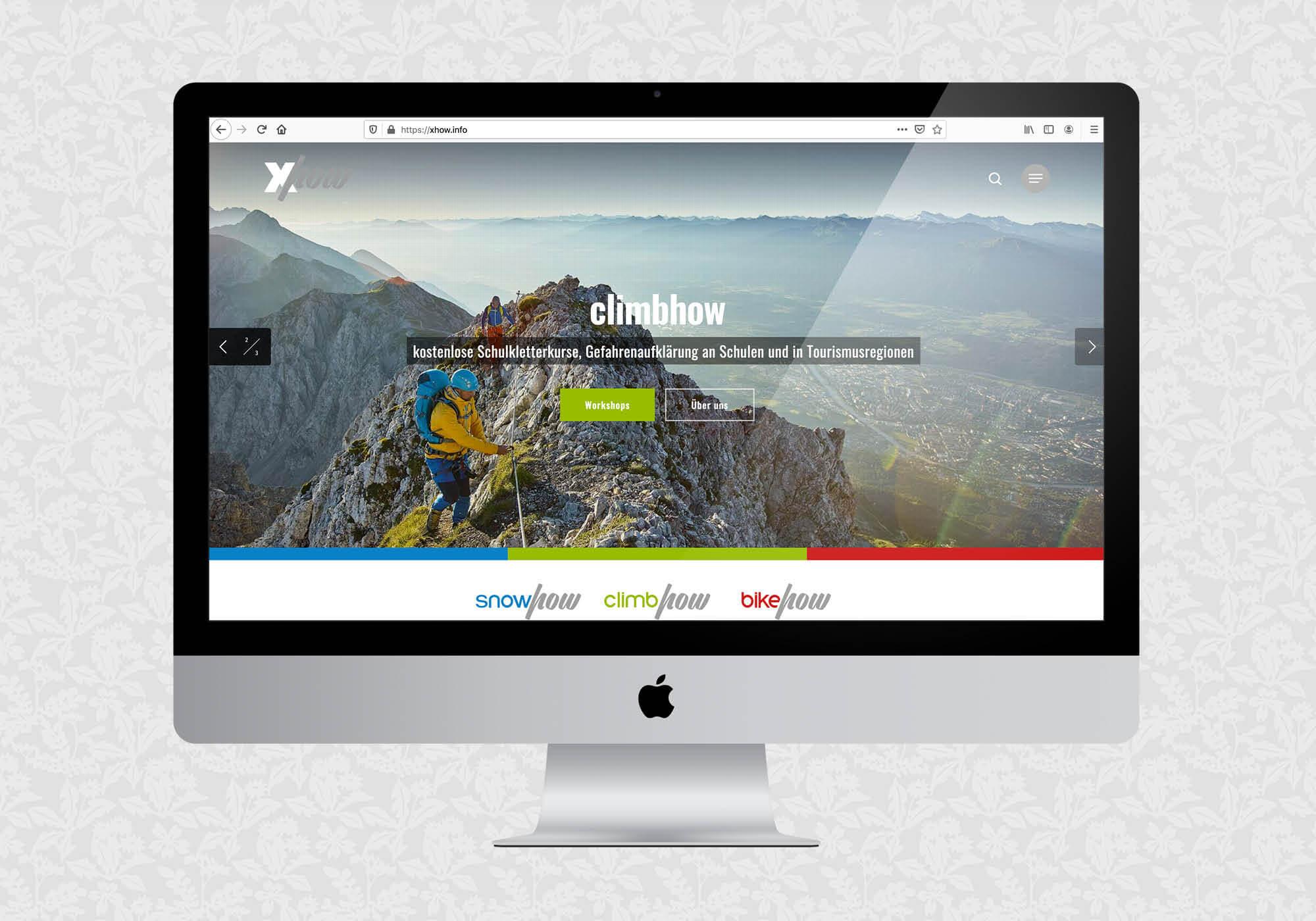 Website-Erstellung, Blog & Content für xhow
