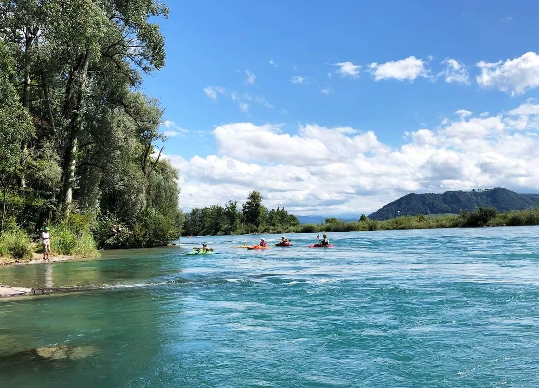 Flusswandern – alles, was du wissen musst