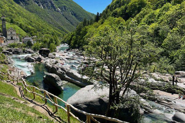 Verzasca Lavertezzo I alpinonline